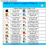 Add & Compare Length of Objects